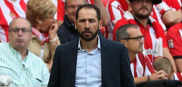 Pablo Machín, entrenador del Sevilla. Foto: ABC.es
