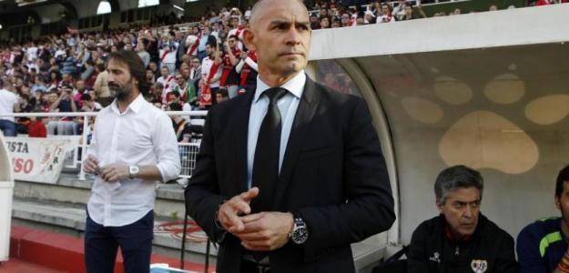 Paco Jémez, entrenador del Rayo Vallecano / LaLiga