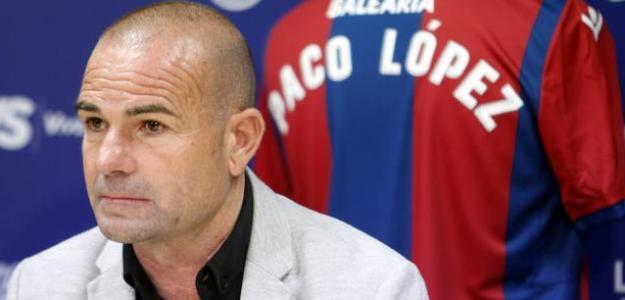 Paco López. Foto: LasProvincias.es