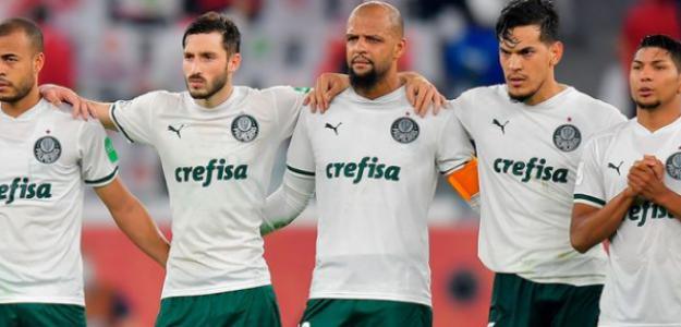 "La asombrosa delantera que prepara Palmeiras para este 2021 ""Foto: Globo"""