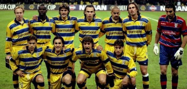 Los años dorados de un histórico Parma