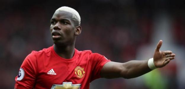 Paul Pogba desvela su intención de dejar el Manchester United / Twitter
