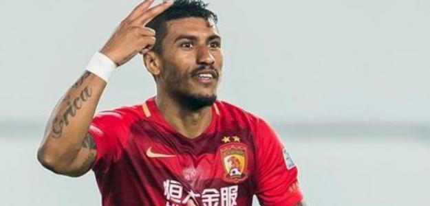 "Paulinho regresará a Europa tras su etapa en la Superliga china ""Foto: Mundo Deportivo"""