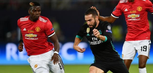 El Manchester United quiere doblarle la ficha a Paul Pogba / Zimbio