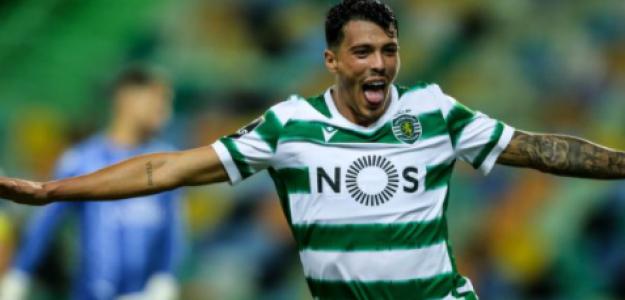 """Pedro Porro encuentra su sitio en el Sporting CP """"Foto: AS"""""""