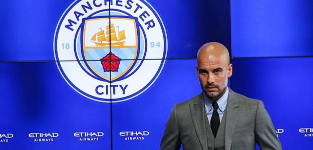 Pep Guardiola. Foto: Getty