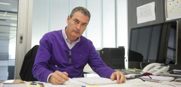 Pep Segura, director deportivo del FC Barcelona. Foto: FCBarcelona.es