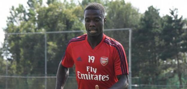 Nicolás Pépé y su gran cuenta pendiente en el Arsenal