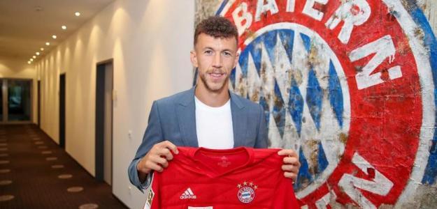 El Bayern hace oficial el fichaje de Ivan Perisic