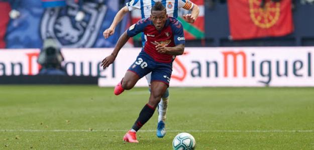 Simeone elige a su nuevo lateral: Pervis Estupiñan  | FOTO: OSASUNA