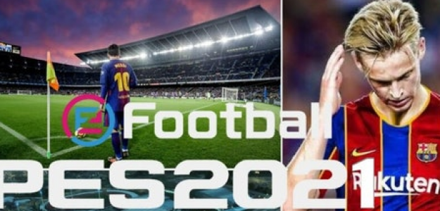 """La guerra de licencias entre FIFA 21 y PES 21 sigue creciendo """"Foto: La República"""""""
