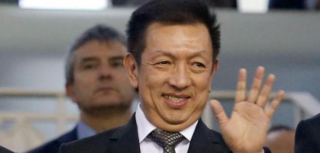Peter Lim y su gestión en el valencia. Foto: ABC