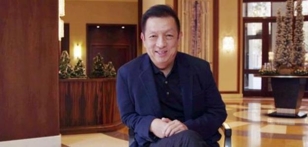 Peter Lim, propietario del Valencia. Foto: Lasprovincias
