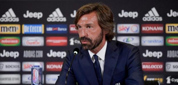 Pirlo se carga un récord de 123 años en la Juventus de Turín
