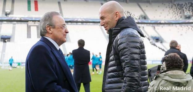 La gran decisión de Florentino Pérez para el Real Madrid 2019/20 (RMCF)