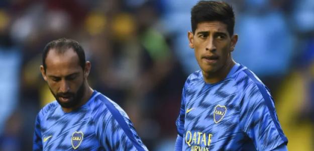 """Primera salida cerrada en Boca Juniors """"Foto: 90Min"""""""