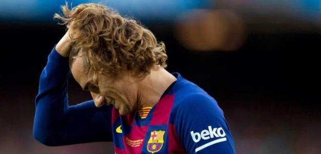 El francés tendrá que liderar el ataque del Barça