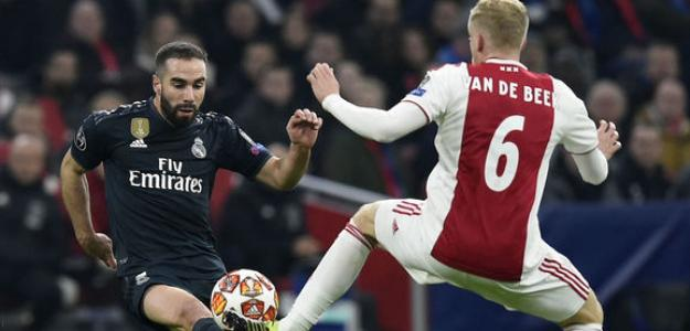 El Ajax pide de 50 a 60 millones al Real Madrid por van de Beek / 90 minutos