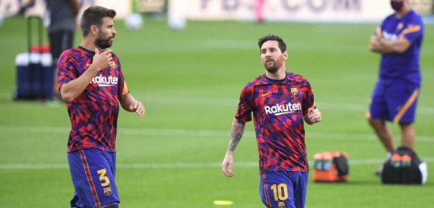 El 'fichaje' del Barça para el partido contra el PSG. Foto: heavy.com