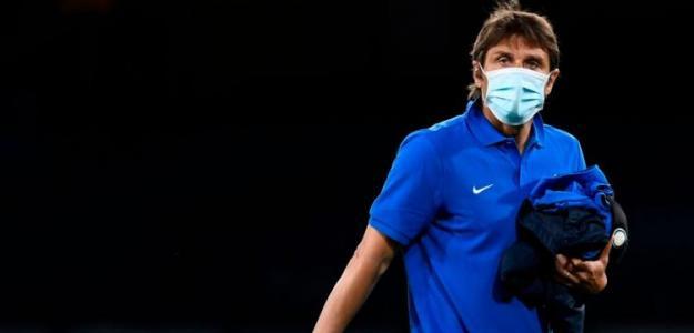 El pulso titánico entre el Inter y Conte. Foto: Soy Calcio