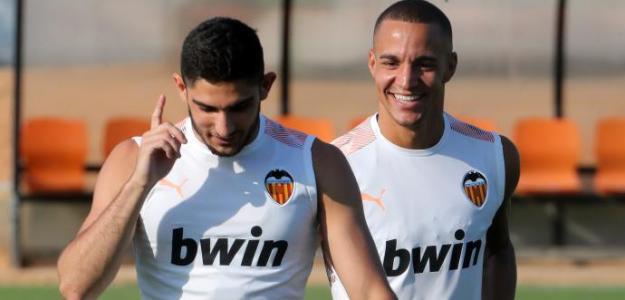 ¿Qué pasa con Guedes y Rodrigo? / Levante-emw.com