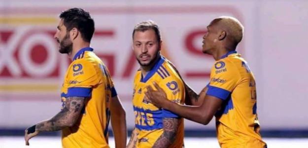 Corinthians va a por una de las estrellas de Tigres. Foto: laopcion.commx