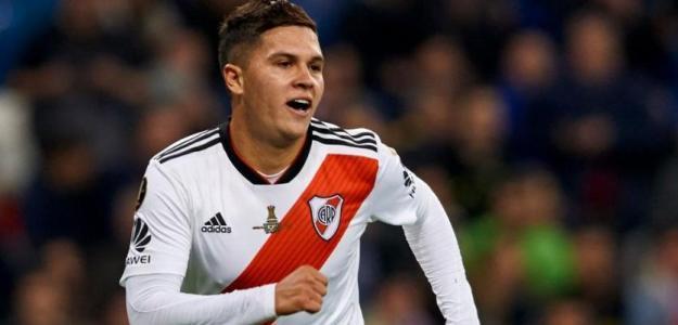 Quintero abandona River Plate. Foto: BeIN Sports