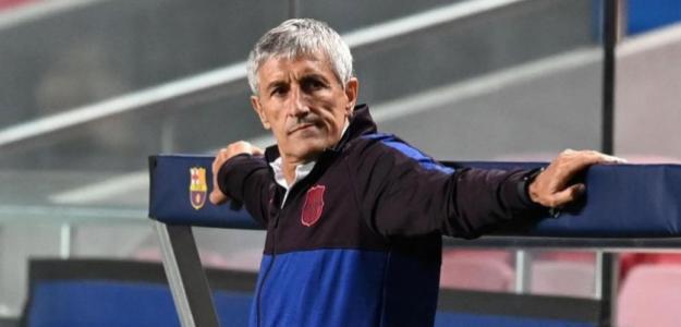 Quique Setién deja en blanco al FC Barcelona tras 12 años. Foto: El periódico