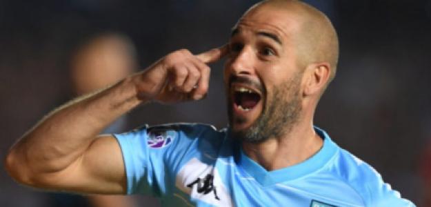 "La estrella argentina que podría regresar a la Superliga ""Foto: Olé"""