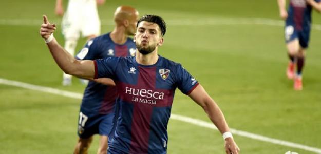 Rafa Mir se deja querer por el Valencia / Laliga.es