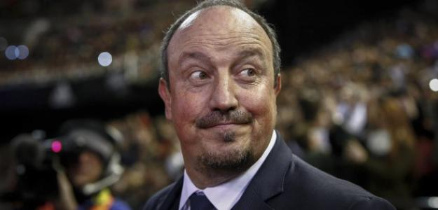 Rafa Benítez, entrenador del Newcastle United. Foto: 20minutos.es