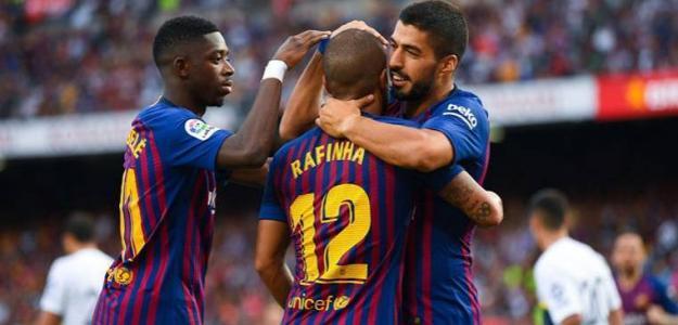 Rafinha / Barça