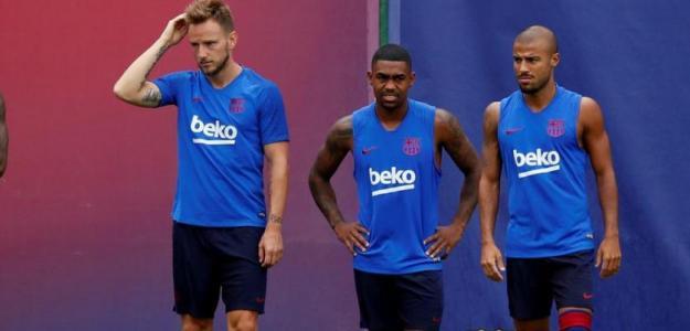 El Barcelona busca dar salida a estos jugadores | Foto: La Vanguardia