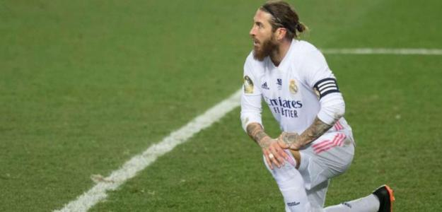 Sergio Ramos, ¡dos meses fuera! Foto: milanlive.it