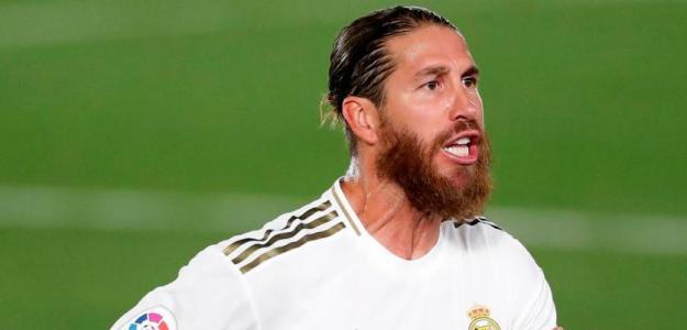 La última exigencia de Ramos para renovar. Foto: diariogol.com