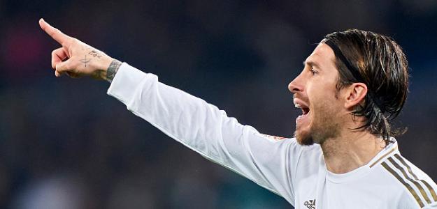 El Real Madrid cede a las exigencias de renovación de Sergio Ramos