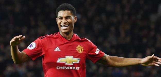 El Manchester United quiere renovar a Marcus Rashford / Premier League