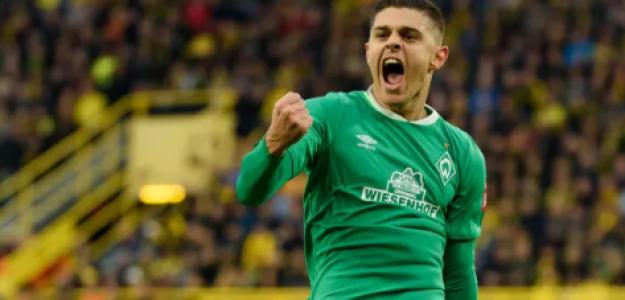 "Milot Rashica es el objetivo primordial del Bayer Leverkusen ""Foto: 90Min"""