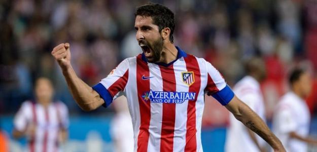 Raúl García / Uefa.com