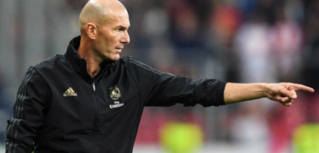 """Zinedine Zidane y un severo problema con el talento joven en el Real Madrid """"Foto: Marca"""""""