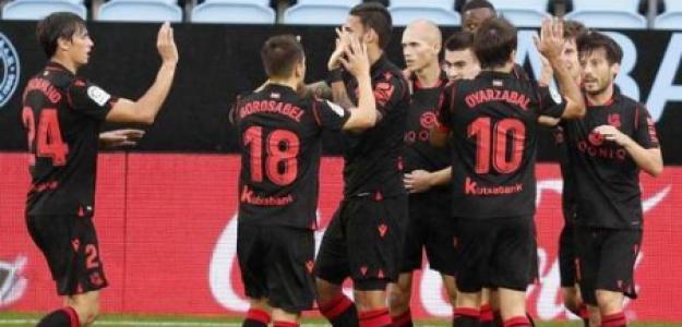 """Los más destacados del mejor equipo de LaLiga, la Real Sociedad """"Foto: Marca"""""""
