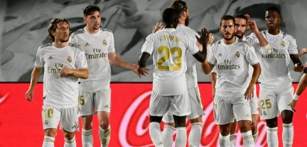 Real Madrid, poco control y mucha pegada | FOTO: REAL MADRID