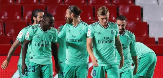 Las claves del éxito del Real Madrid post-cuarentena   FOTO: REAL MADRID