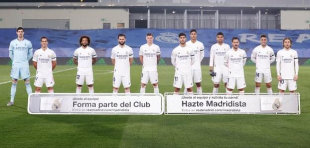El Real Madrid con menos ritmo de los últimos años