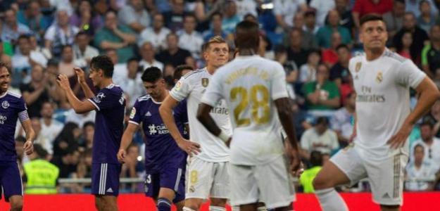 ¿Que necesita reforzar el Real Madrid?; VALLADOLID