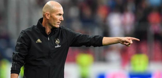 Zidane necesita cambiar la plantilla | FOTO: REAL MADRID