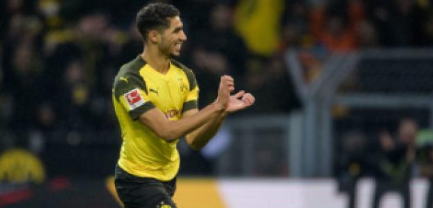 """El Dortmund escoge al sustituto de Achraf """"Foto: El Desmarque"""""""