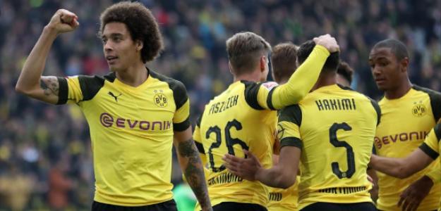 """Las 3 opciones del BVB para reforzar su delantera """"Foto: MD"""""""