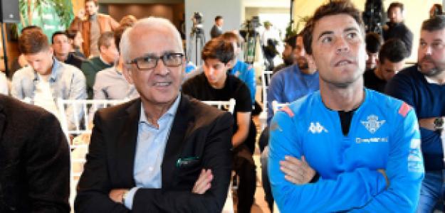 """Martínez Feria reconoce que el Betis tiene fichajes avanzados """"Foto: Marca"""""""