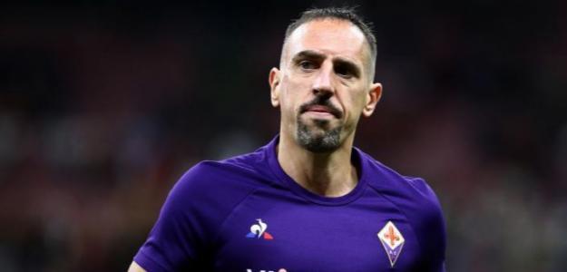 La segunda juventud de Ribery en la Fiorentina